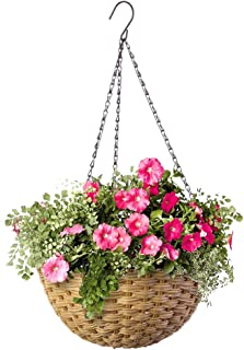Best realistic hanging baskets Reviews