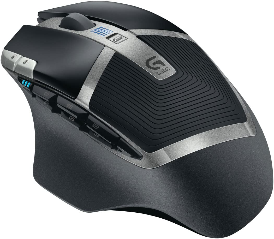Logitech 602 Wireless Gaming Mouse Best Mouse For Photoshop