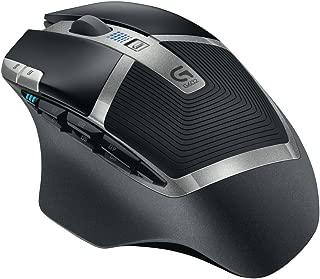 Logitech g 602无线游戏鼠标?–?黑色