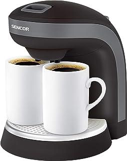 comprar comparacion Ekspres przelewowy SCE 2000BK do kawy/herbaty,kubki porcelanowe GRATIS