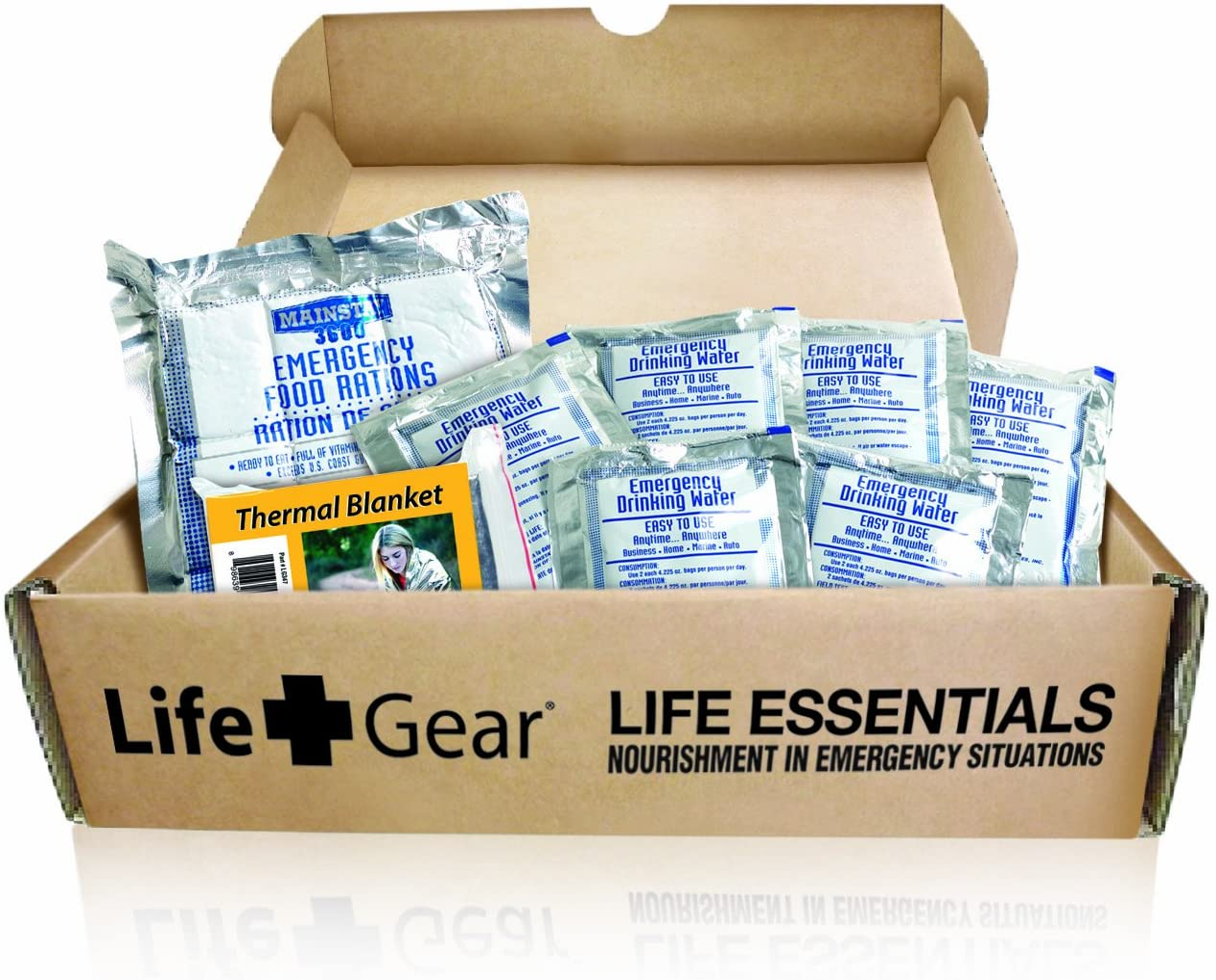 Life Gear - LG329 Emergency Food blanket 1 Ranking TOP3 2021 model Thermal Water for