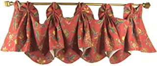 RLF HOME Norwell Juliet Valance, Red