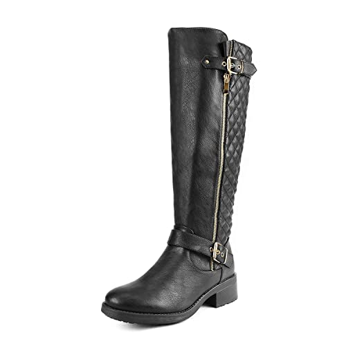 replicas various styles outlet store sale Women's Wide Calf Riding Boots: Amazon.com