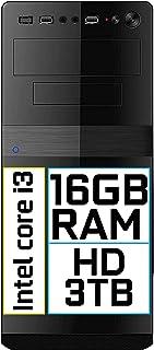 Computador Intel Core i3 16GB HD 3TB EasyPC Go