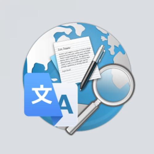 Scanner e traduttore di testi OCR