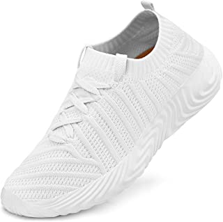 Feetmat Womens Running Shoes Fashion Sneakers Mesh Lightweight Breathable Casual Walking Shoes