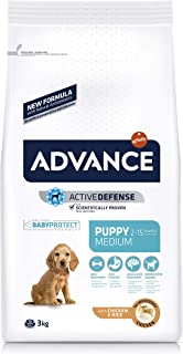 Advance Medium Puppy - Pienso para Cachorros de Razas