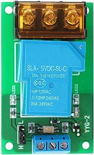30A High Low Level Trigger Optocoupler Isolatie Relaismodule High Power Eenrichtingsrelais voor PLC-apparatuur Industriële...