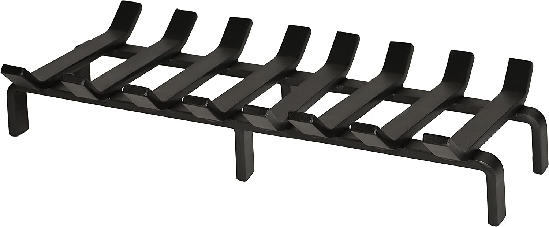 SteelFreak New popularity Heavy Duty 20 x 10 Inch Nashville-Davidson Mall Steel Stove for Wood Grate