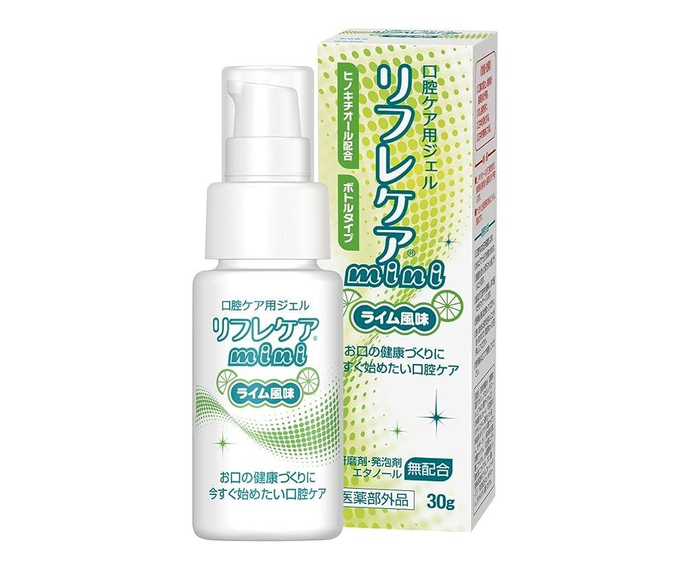 に慣れアテンダントパイロットリフレケアmini(ライム風味) 30g [医薬部外品]