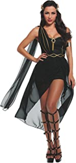 Starline Sexy Dark Goddess Women's Costume Set with Headpiece