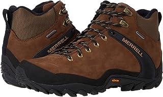 حذاء مشي من Merrell للرجال J034617 Chameleon 8 جلد متوسط مقاوم للماء، الأرض - 10. 5 M