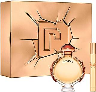 Paco Rabanne Olympia Intense Holiday Eau De Parfum Gift Set For Women, 2 x 80ml + 10 ml