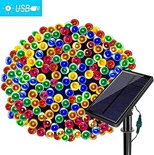 Best cymas outdoor solar string lights Reviews