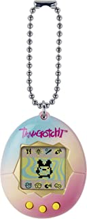 Bandai 42867 Tamagotchi Original Sahara-Feed, Care, Nurture-Virtual Pet with Chain for on The go Play