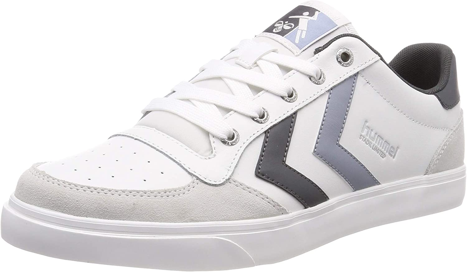 Hummel Adults' Stadil Low-Top Sneakers