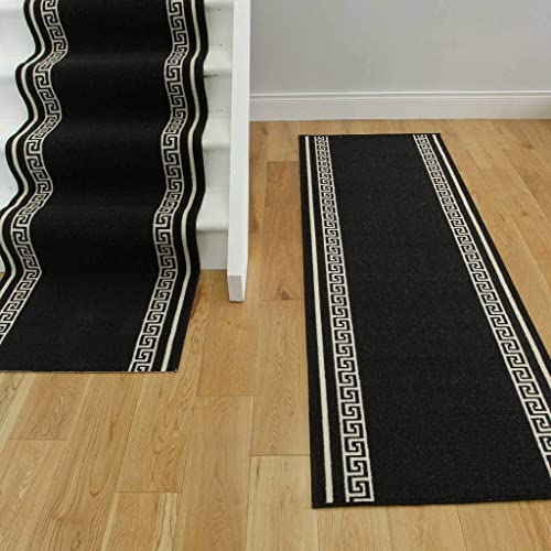 Cut To Any Length Machine Washable Long Hallway Runner Rugs Luna - Sold Per Metre
