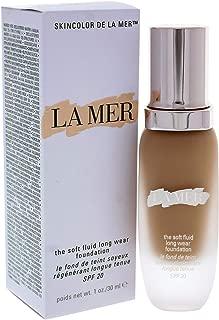 La Mer The Soft Fluid Long Wear Spf 20 Foundation for Women, 13 Linen, 1 Ounce