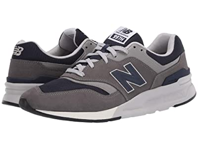 New Balance Classics 997Hv1-USA (Castlerock/Natural Indigo) Men