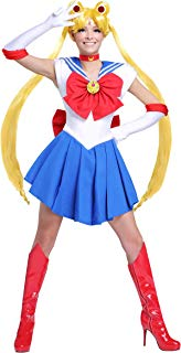 Adult Sailor Moon Costume Women's Sailor Moon Costume