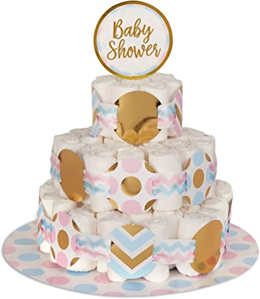 Amazon.es: baby shower niña - Utensilios de decoración / Utensilios ...