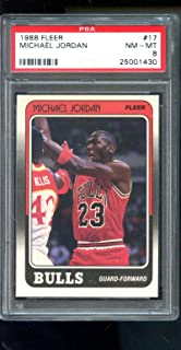 michael jordan fleer 89