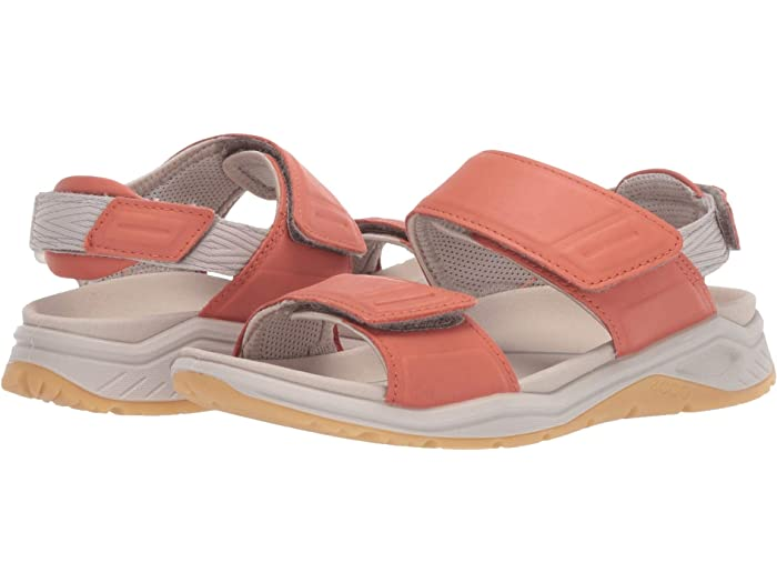 ecco leather sandals