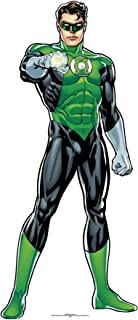 DC Comics Star Cut Outs Linterna Verde Vida tamaño cartón Cut out, Multicolor