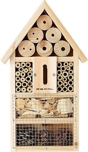 Pearl Hôtel à insectes Hôtel à insectes, nichoir et protection pour insectes (kit de construction pour enfants).