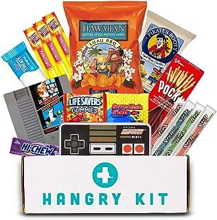 HANGRY KIT - Gamer Kit - Snacks Variety and Gift Assortment