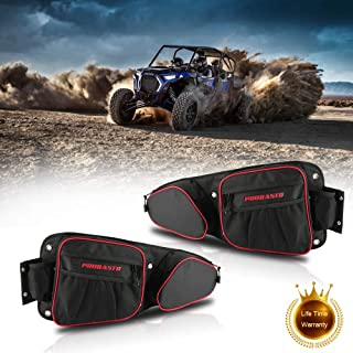 RZR Door Bags, Waterproof UTV Side Door Bags, RZR Door Bags 4 Seater for 2015 2016 2017 2018 2019 2020 RZR S900/1000 RZR XP Turbo/Turbo S RZR XP 1000/XP 4 1000, Two Pieces of Bags
