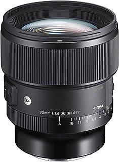 SIGMA 85mm F1.4 DGDN Art Eマウント用