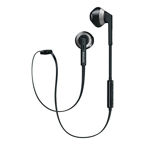 Philips SHB5250BK/00 Color Negro - Auriculares Bluetooth