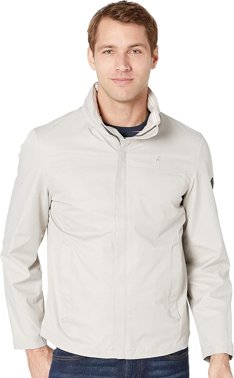 Year-end annual account Nautica Men's Bomber Jacket 2021 spring and summer new