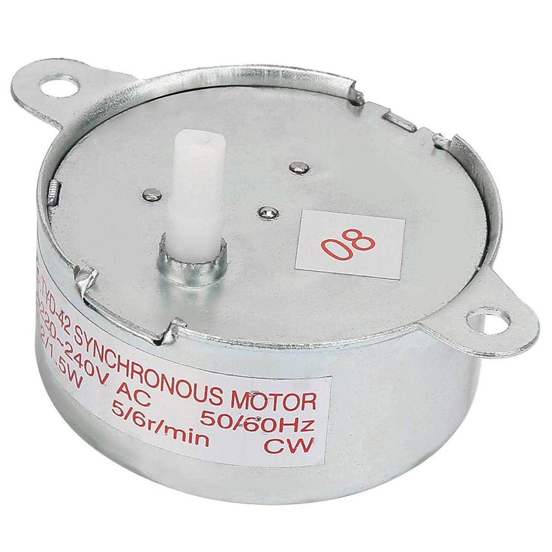 Permanent Magnet 220V 20mA Controlling Motor Large Torsion AC fo