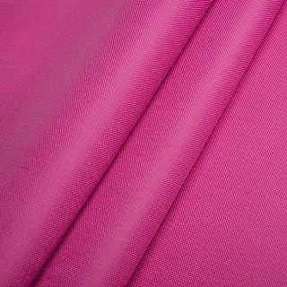 Polyester Oxford 600D 1lfm - Wasserdicht, Outdoor Stoff, Segeltuch, Abdeckplane Rosa