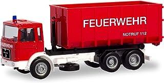 herpa 310963 Man fire Truck, Miniature Vehicle