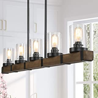 Best wood kitchen chandeliers Reviews