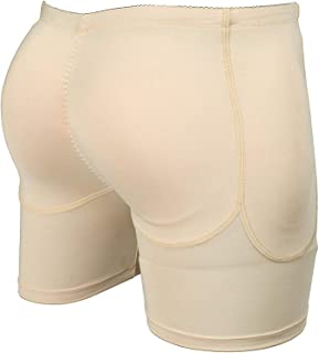 Sensual Lady Padded Butt Lifter Hip Enhancer Shaper Panty Underwear (Skin)