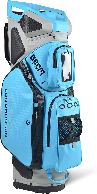 Sun Mountain ご予約品 2021 Boom Cart 最新号掲載アイテム Golf Bag 14-Way