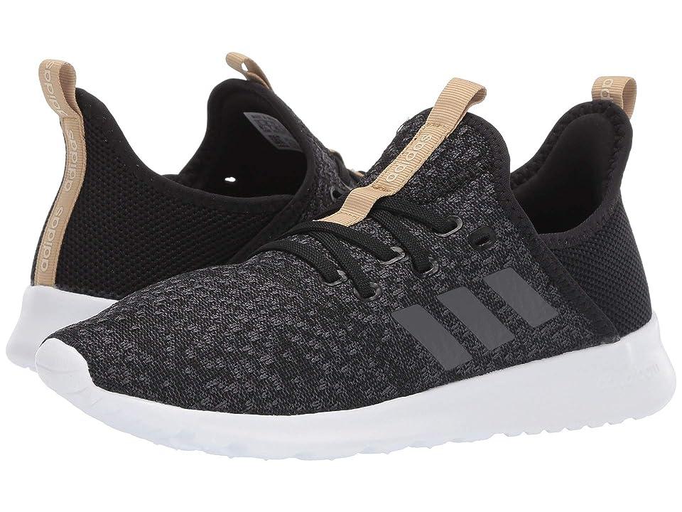 adidas Cloudfoam Pure (Core Black/Grey Five/Core Black) Women's Shoes