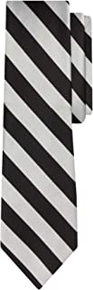 Jacob Alexander Stripe Woven Boys Regular College Striped Tie