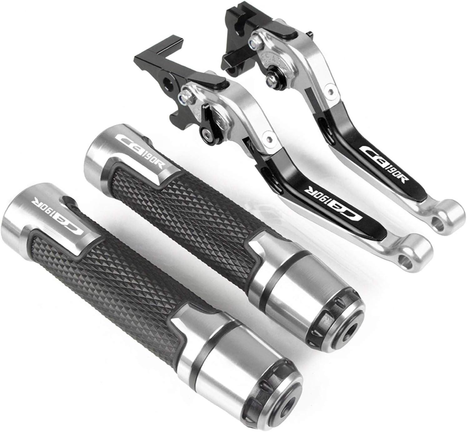 Motorcycle Brake Clutch Levers For 1 year warranty Honda 2015-201 Nippon regular agency CB 190R CB190r