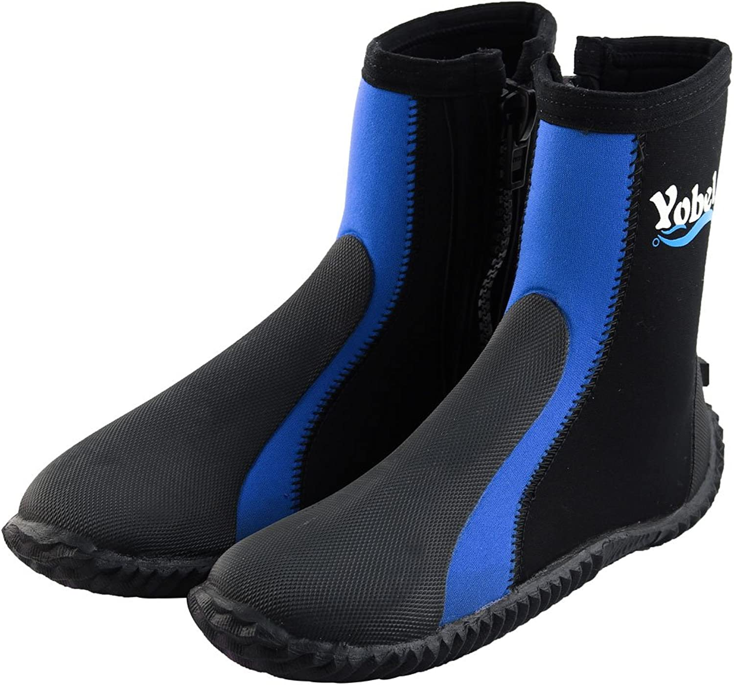 Uxcell Outdoor Diving Surfing Beach Winter Swimming AntiSlip Wetsuits Water shoes Boots Pair