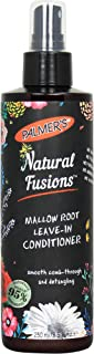 Palmer's Natural Fusions Mallow Root Leave-In Conditioner for Hair | 8.5 Ounces