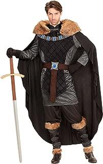 FANTASY Medievale Cavaliere Costume Da Uomo Game of Thrones Adulti Costume Outfit