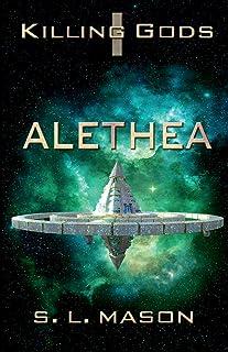 Alethea: An Alternate History Space Opera with Greek Mythology.