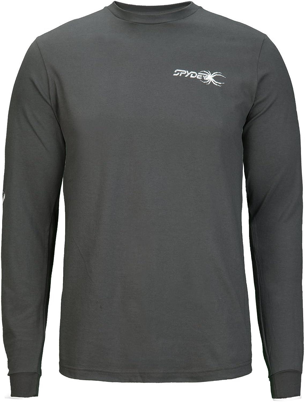 88e690314d78f1 Spyder Pad Organic Long Sleeve TShirt Rad Cotton npfqyi3244-Sporting goods