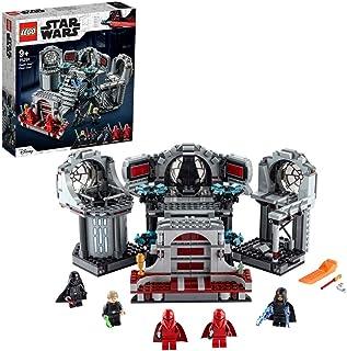 LEGO75291 Star Wars Death Star Final Duel Set with Darth Vader, Luke Skywalker and Emperor Palpatine