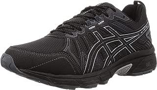 ASICS Men's Black/Sheet Rock Running Shoes-10 UK (45 EU) (11 US) (1011A560)